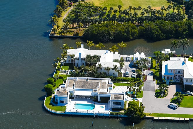 House sale on tip of Everglades Island in Palm Beach exceeds $32 million