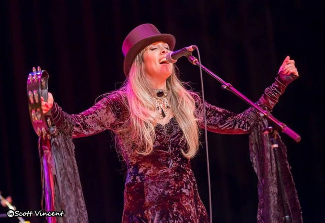 Fleetwood Macked will bring the sounds of Stevie Nicks and more to Concerts on the Creek this weekend.