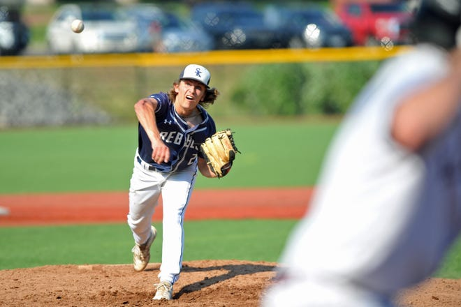 Zac Zyons will be on the bump today for South Kingstown as the Rebels host Coventry in a Division I quarterfinal game at Old Mountain Field at 6 p.m.