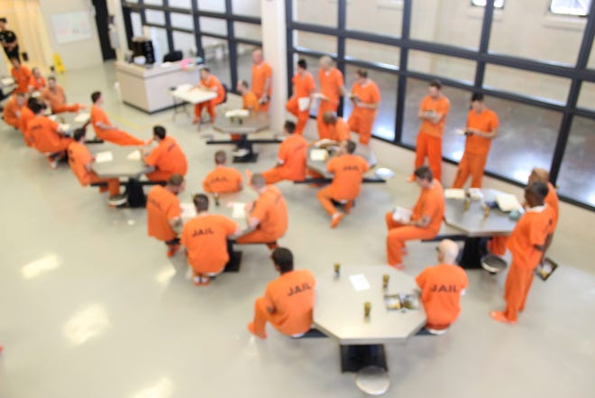 Sarasota County Sheriff's Office Correctional Facility. The agency received a $225,000 grant to support efforts to reduce recidivism.