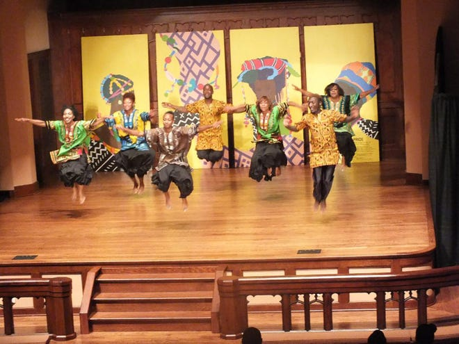 Sankofa African Dance Troup will participate in the Juneteenth celebration June 19 at the Georgia Southern Armstrong Campus.