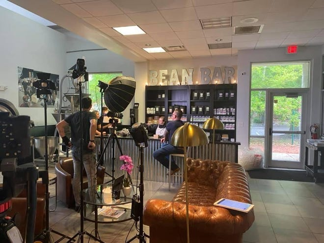 START UP, a series about entrepreneurship that airs on PBS, is in the Wilmington area filming at local breweries, distilleries and coffee shops.