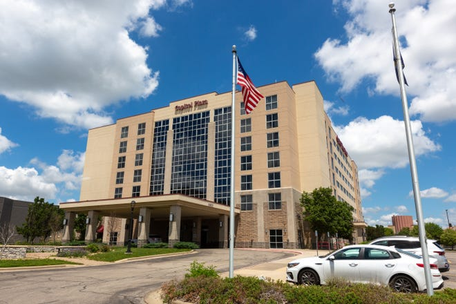 Capitol Plaza Hotel, 1717 S.W. Topeka Blvd., is under new ownership and management, following a receivership deal that took effect Friday.