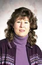 Melanie Barkley, extension agent