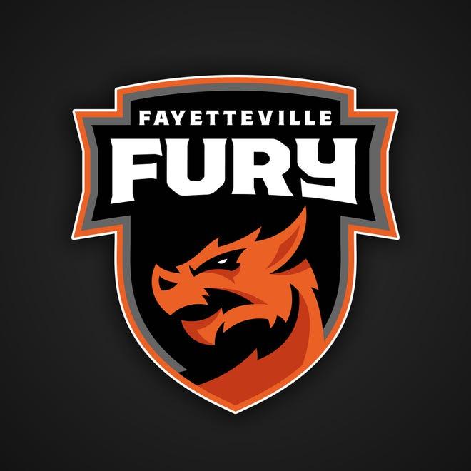 Fayetteville Fury NISL logo 2021