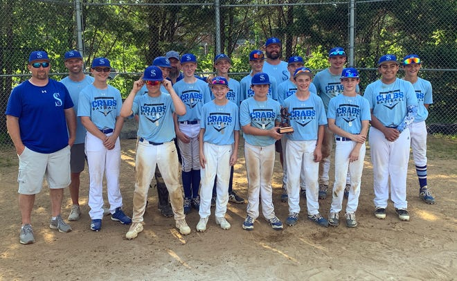 The Smithsburg Blue Crabs were 13U champions in Hanover, Pa.