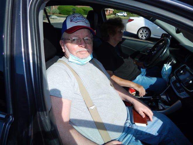 COVID survivor Larry Crecelius released after a 180 day battle.