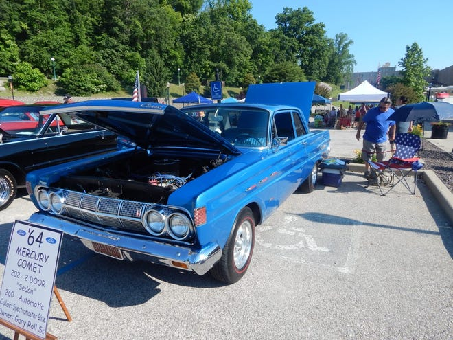 One of the entries at the Higher Ground CARnival on June 5 was the 1964 Mercury Comet owned by Gary Roll Sr.