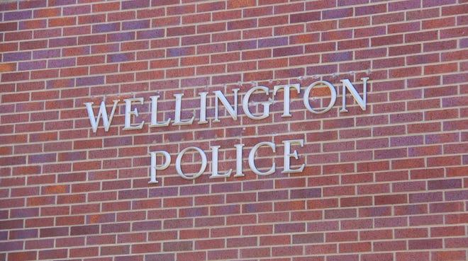 Wellington Police Department on 200 N C St #100