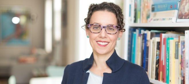Cambridge School Committee member Rachel Weinstein.