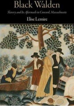 """Black Walden."" Elise Lemire."