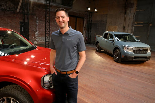 """""""We fully expect to put the Maverick on the map with customers who haven't previously considered pickups,"""" says Trevor Scott, Ford Motor marketing manager."""