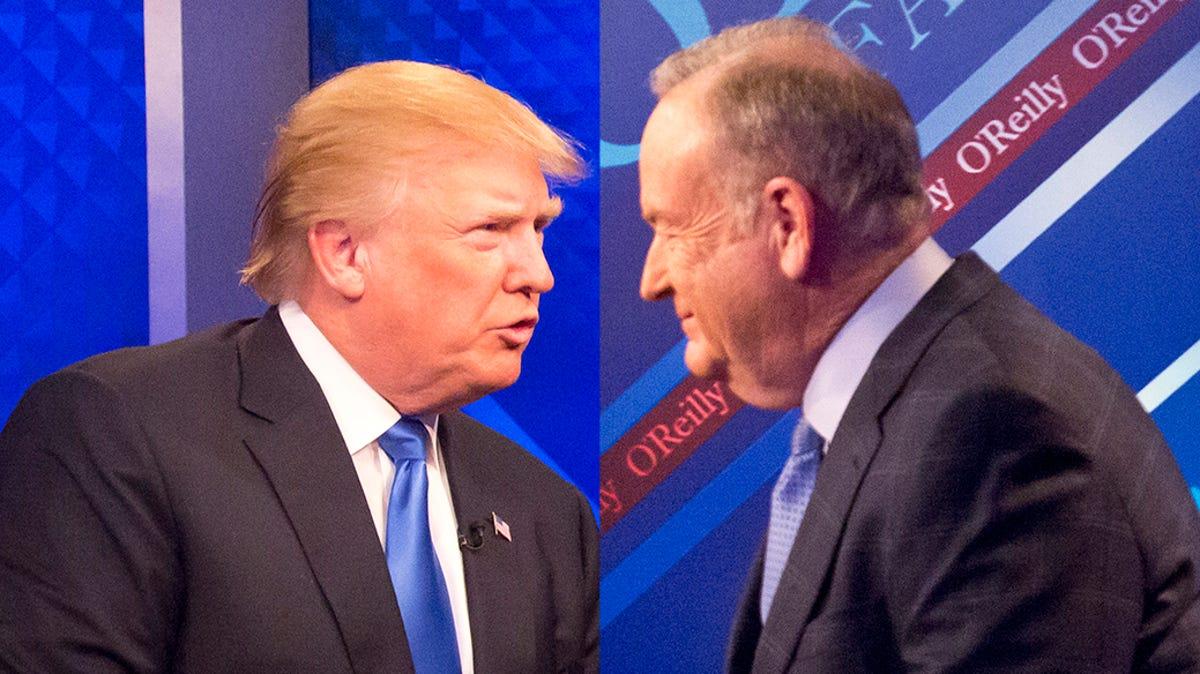 Donald Trump, Bill O'Reilly plan to start 'conversation' tour in Florida 3