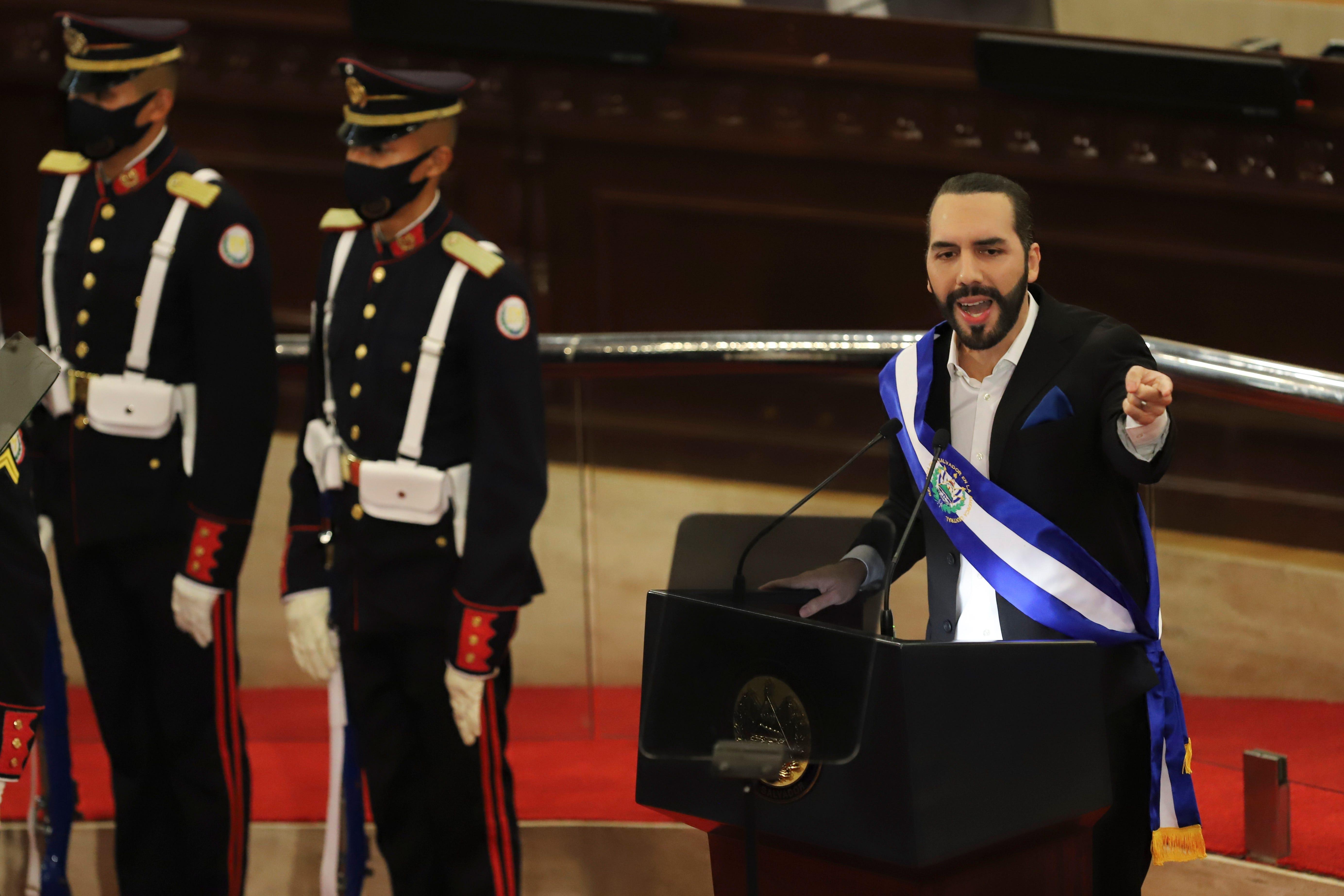 El Salvador president wants Bitcoin as legal tender 2