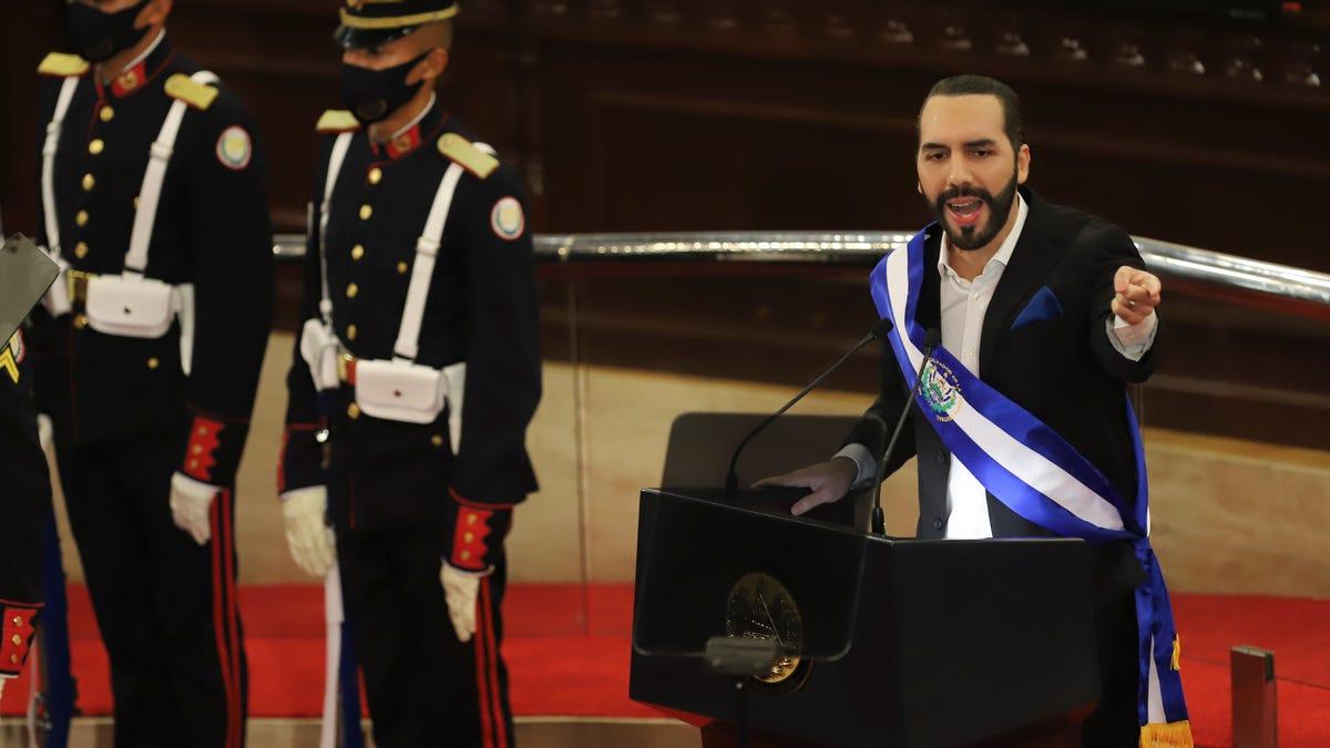 El Salvador president wants Bitcoin as legal tender 3