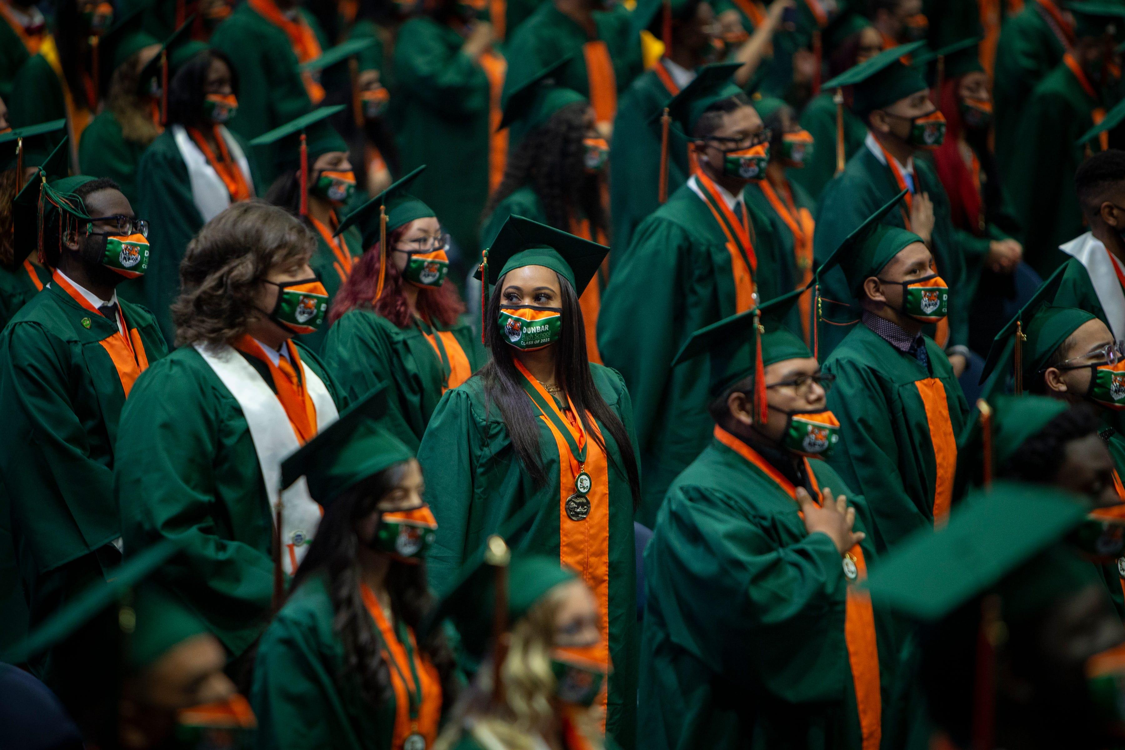 Graduation 2021: Dunbar High School 3
