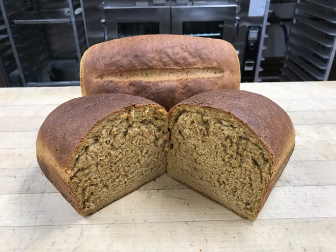 """The first attempt to resurrect a family recipe came out like """"a brick,"""" said Kyle Luchsinger. It only needed a couple of tablespoons of water to come out soft, dense and even slightly airy."""