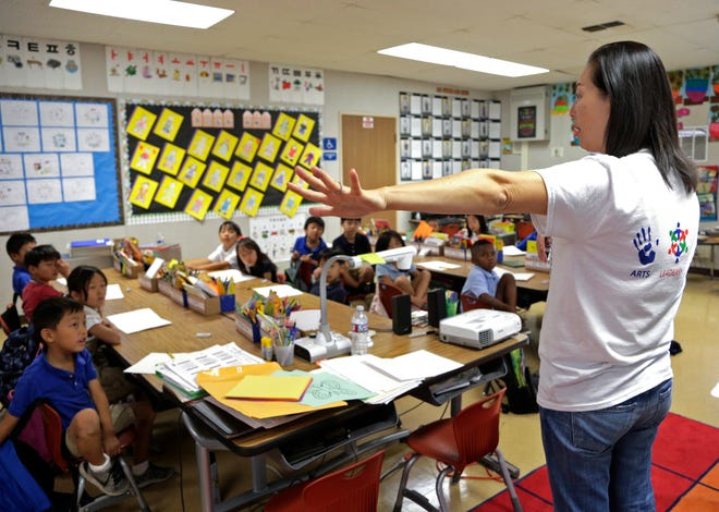 Wisconsin's statewide decline in English Learner students could mean districts receive less state funding or become ineligible altogether.