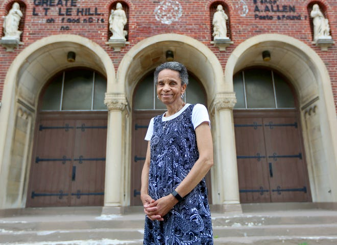 Sister Patricia Rogers recently retired from the Dominican Center for Women in Milwaukee's Amani neighborhood. She has worked closely with residents during her 10 years there.