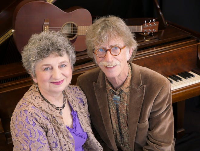 Jane Voss and Hoyle Osborne will kick off the Music at the Museum Concert Series in Aztec this weekend.