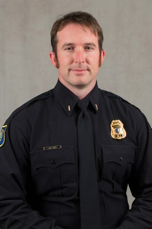 Lt. Jonathan Thum of the Sioux Falls Police Department