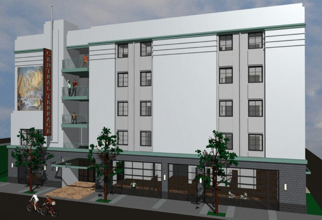 Oxnard on June 1, 2021 approved a $1.25 million loan agreement to non-profit Many Mansions for the construction of 86 affordable rental apartments on East 6th Street.