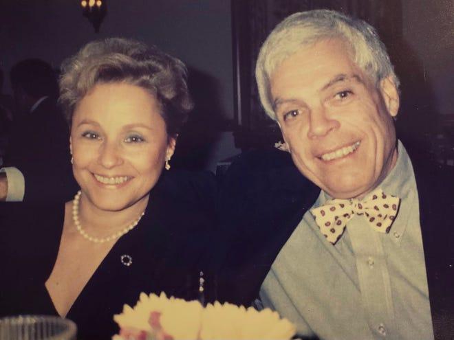 Doris Schnee and Carl Schnee