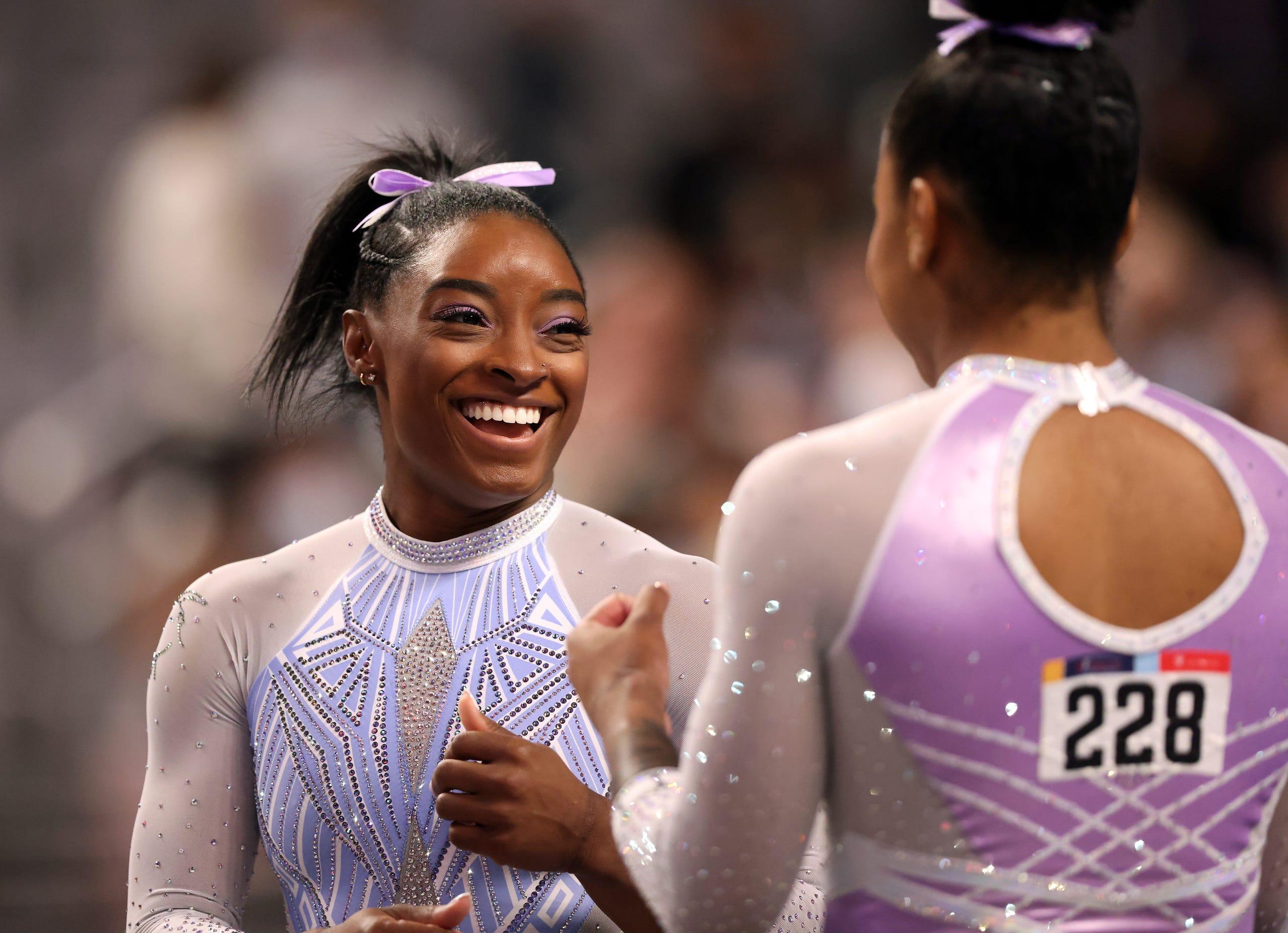 Simone Biles makes history as 2021 Tokyo Olympics draw near