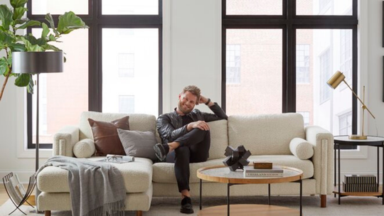 Shop graphic art prints, coffee tables and more from Bobby Berk's line at Wayfair.