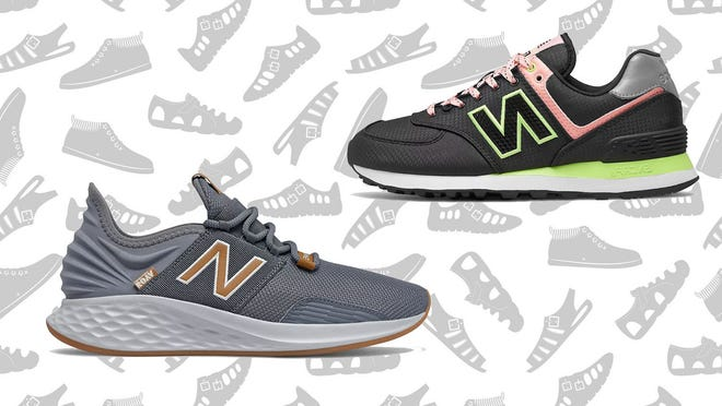 Get top-rated New Balance sneakers for both men and women at the store's Semi-Annual Sale this week.
