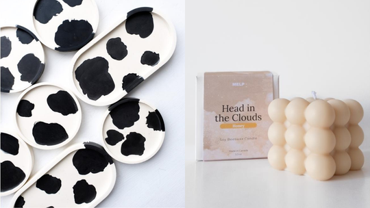 Otherwild is home to funky, handmade goods that are sure to spruce up your space.