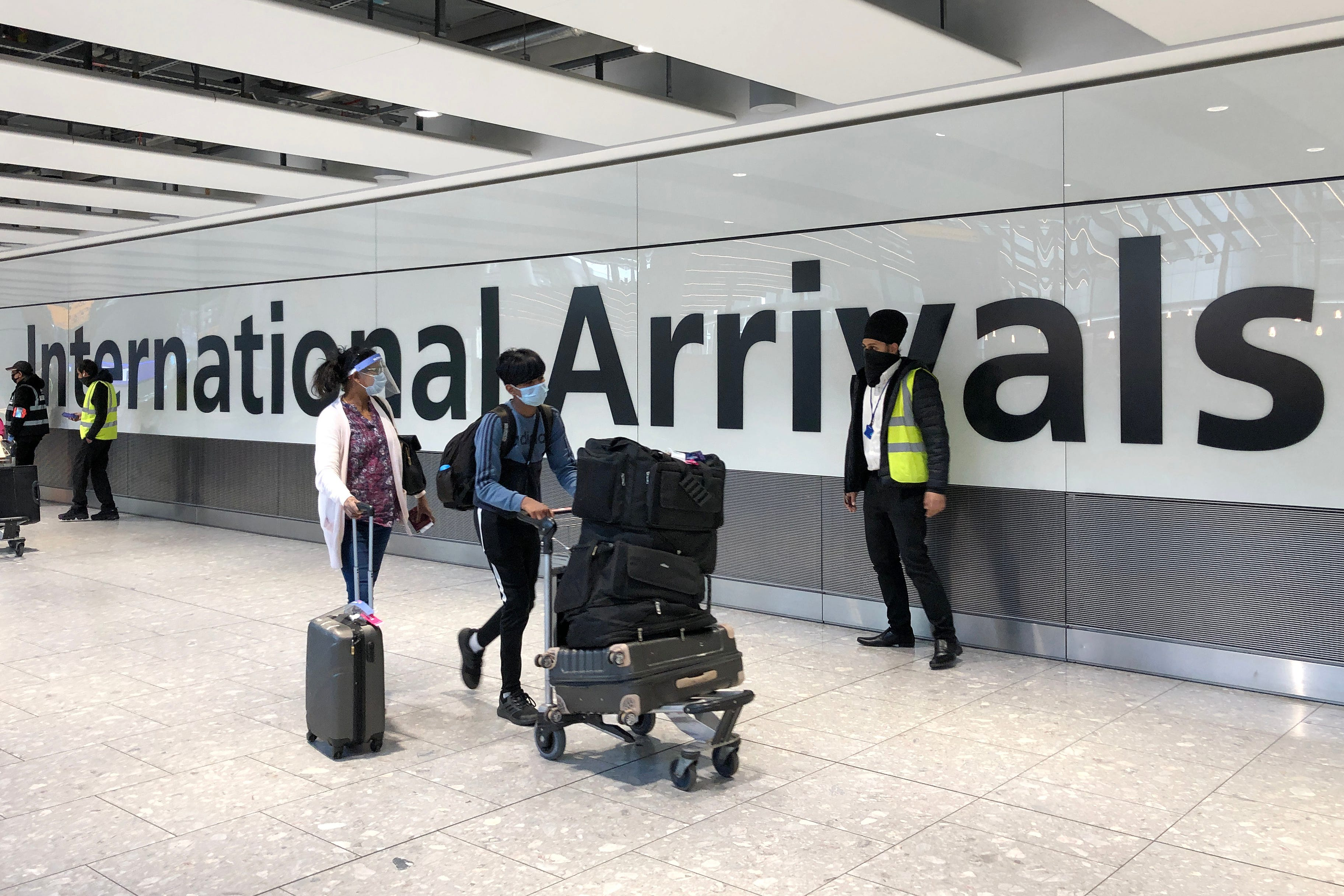 'Absolutely critical to both countries': US, UK airlines urge lifting of travel restrictions