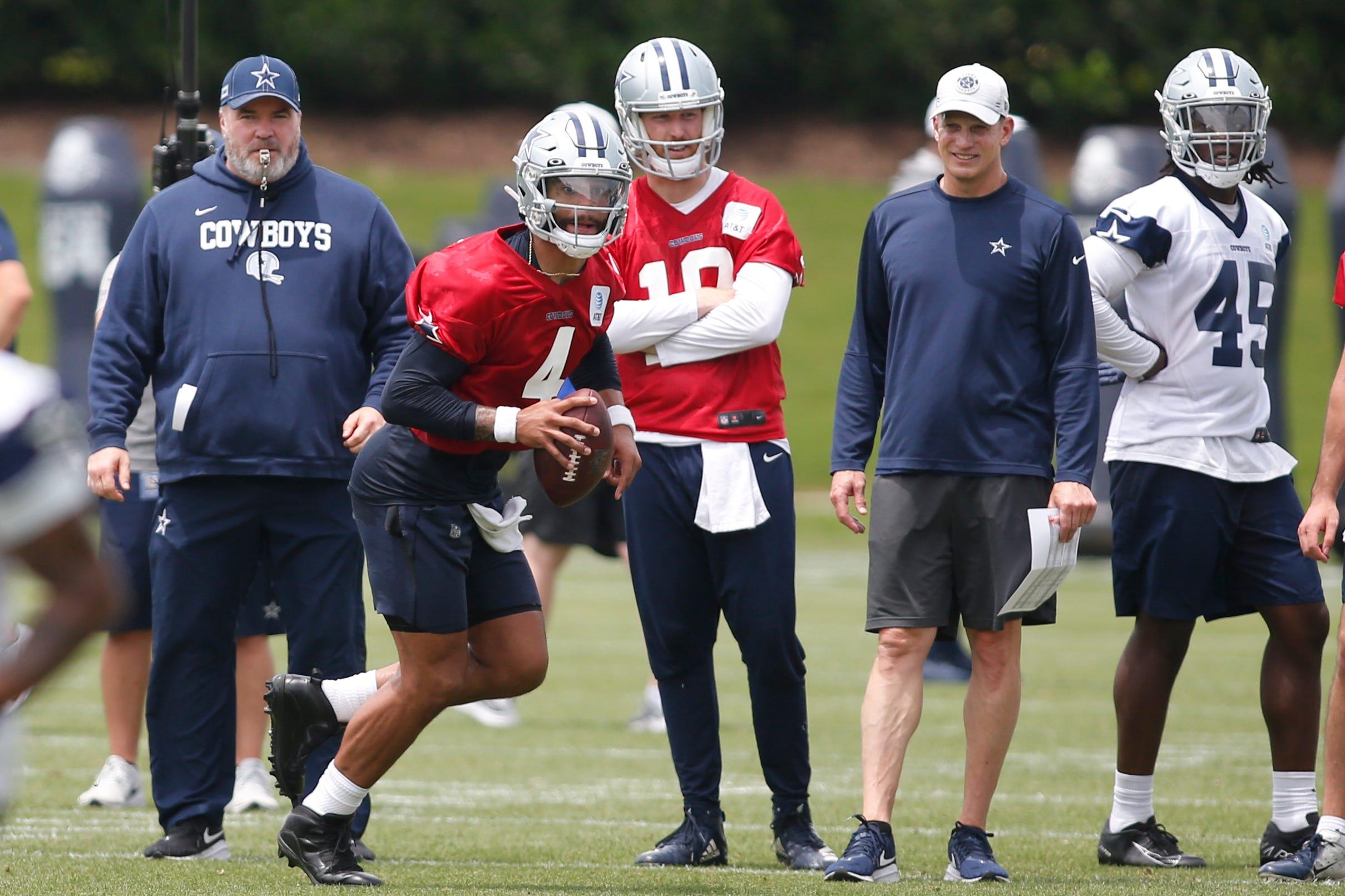 Cowboys QB Dak Prescott leaves Adidas, signs deal to become Jordan Brand s highest-paid NFL athlete