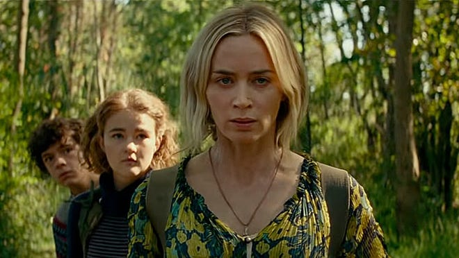 """""""A Quiet Place Part II"""" will be streaming next month—here's how to watch it when it airs."""