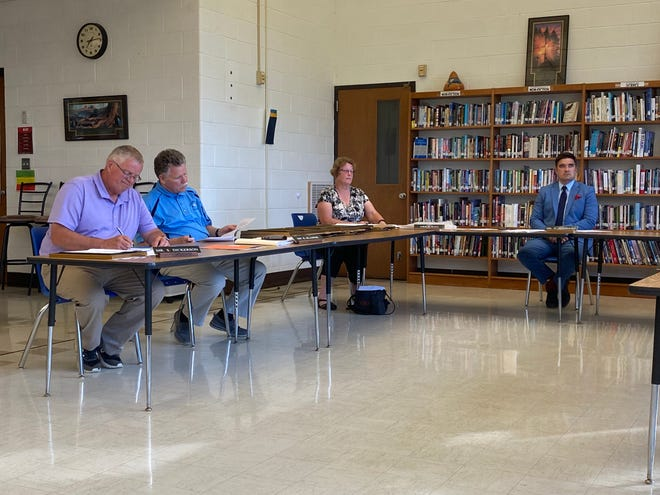 The Hillsdale Board of Education holds their meeting on June 8.