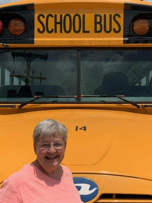 Judy Pollard is retiring this summer after 30 years as a school bus driver in the Loudonville-Perrysville School District.
