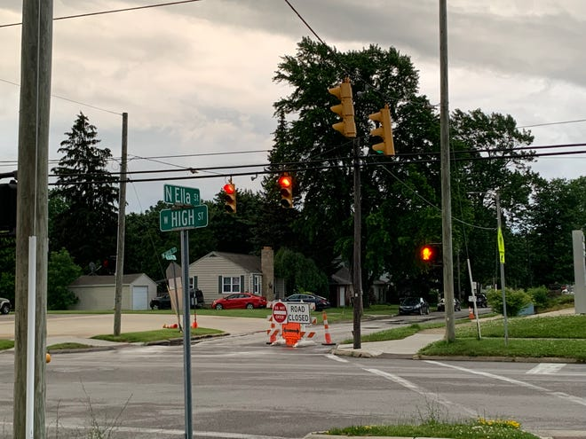 Water mains along West High Street are going to be upgraded after action taken by Orrville City Council on Monday.