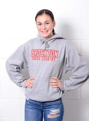 Sarah Bullock of Brockton has been selected to The Enterprise Fall II All-Scholastic Track Team.