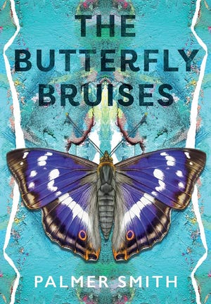"""""""The Butterfly Bruises"""" by Palmer Smith"""
