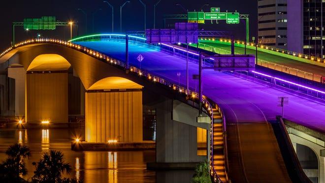 Florida Bridge Pride Lights will return amid controversy