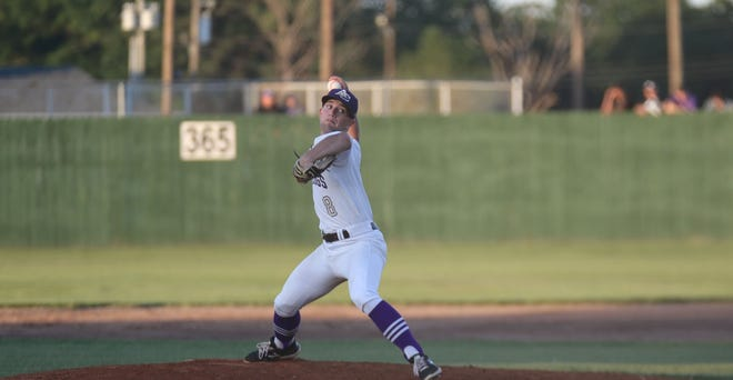 Ascension Catholic pitcher and shortstop Jacob Dunn was named the District 7-1A MVP.