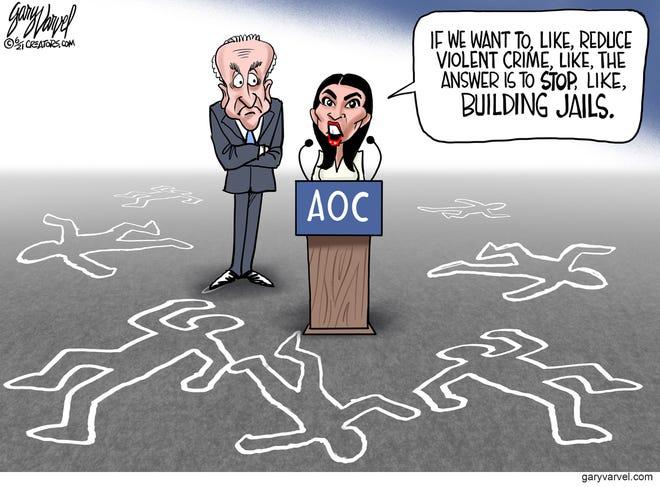 Today's editorial cartoon (June 9, 2021)