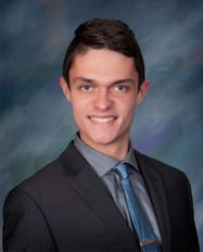 Christian Cimaglia was the valedictorian for the Frankfort High School Class of 2021.
