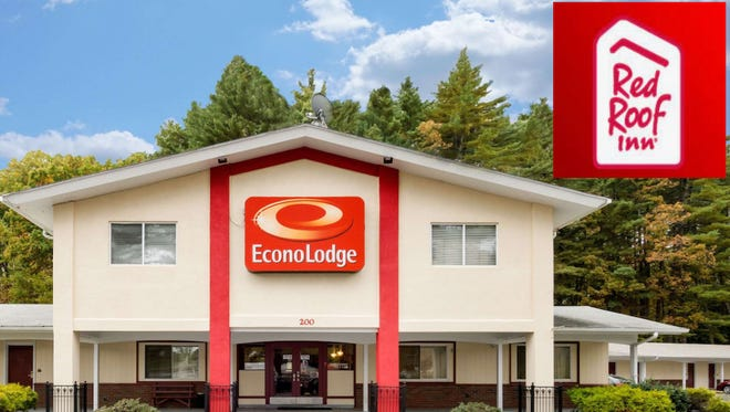 The EconoLodge on Route 146 has changed names, and is now Red Roof Inn, and has new management.