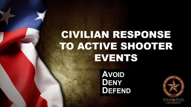 The Portsmouth Police is offering an online Civilian Response to Active Shooter Event (CRASE) training to the public on June 17.