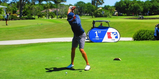 """Brant Peaper will make his PGA Tour debut this week at the Palmetto Championship in South Carolina and he's looking forward to soaking it all in and """"enjoying the moment."""""""