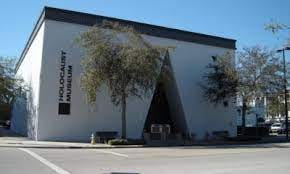 The Florida Holocaust Museum in St. Petersburg was recently defaced with anti-Semitic graffitti.