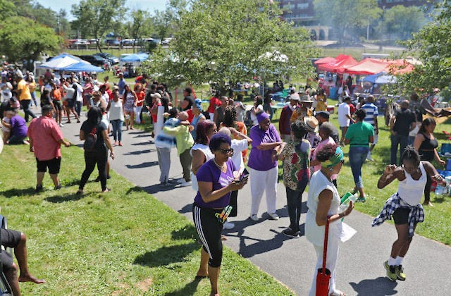 A Juneteenth fair will be heldSaturday, June 19, at the New Hanover County Arboretum in Wilmington.