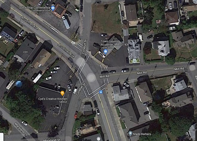 A female passenger on a motorcycle suffered fatal injuries in a crash that happened in the area of Acushnet Ave. and Conduit St. on Sunday evening.