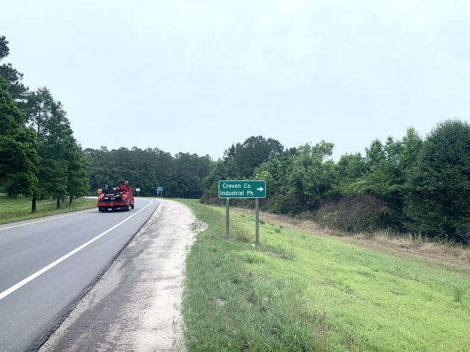 Craven County Industrial Park is poised for economic development, as new investment sale is approved and several businesses generated sizable combined growth.
